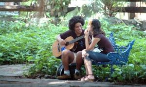 Imagem frequente no Parque Almendares, uma das áreas mais frequentadas dentro do Grande Parque Metrópolitano de Havana.
